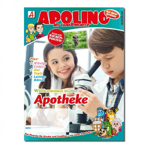 APOLINO Kinder-Magazin Abonnement